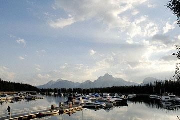 blog TAKE 98 Yellowstone NP, Evening Sky, Grand Teton 27374-8.6.07.jpg