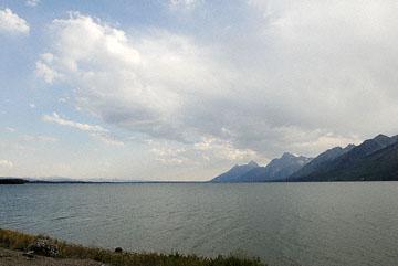 blog TAKE 98 Yellowstone NP, Evening Sky, Grand Teton 27371-8.6.07.jpg