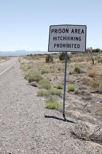 blog TAKE 100 Delta, 93N Prison Sign, Pinoche area 2_ 27605-8.9.07.jpg