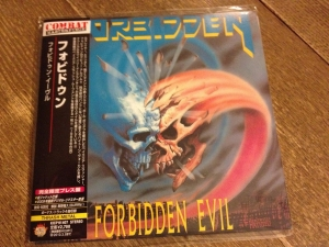 Forbidden(Forbidden Evil)