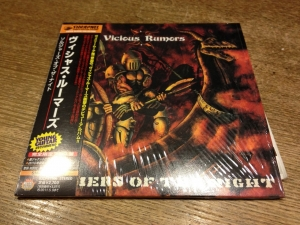 Vicious Rumors(Soldiers Of The Night)