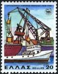 ギリシャ・ピレウス港50年