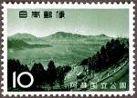 阿蘇・城山からの阿蘇五岳
