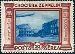 イタリア・ツェッペリン(フォーリ・インペリアーリ通り)