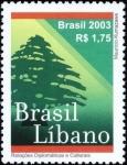 ブラジル・レバノン(2003年)