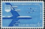 米空軍50年