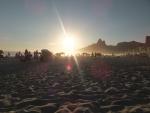 イパネマの夕陽