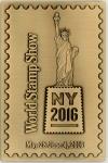 ニューヨーク展メダル