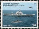 インド・国際観艦式(2016)