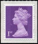 英国・QEII在位最長記念普通切手