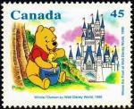 カナダ・ディズニーワールド25年