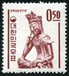 韓国・78号弥勒菩薩(白紙)
