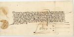 ポルトガル王・ジョアン3世書簡