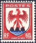 フランス・ニースの紋章(1946)