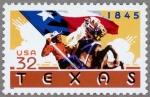 テキサス州併合150年