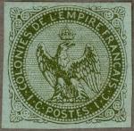 フランス植民地帝国(1862)