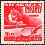 ニカラグア・卓球(1949)