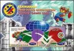 マレーシア・世界卓球選手権団体戦(2000)