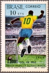 ブラジル・ペレ1000ゴール