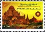 ミャンマー・パガン遺跡(2012)