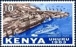 ケニア・モンバサ港(1963)