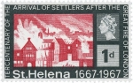 セントヘレナ・ロンドン大火