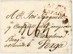 メキシコ・スタンプレス(1808)