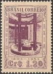 ブラジル・カシアス公生誕150年(墓)