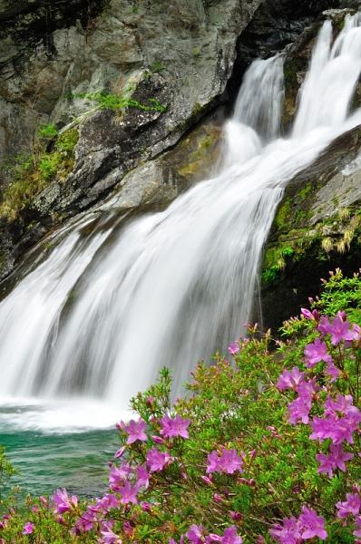 2アメガエリの滝16.04.23