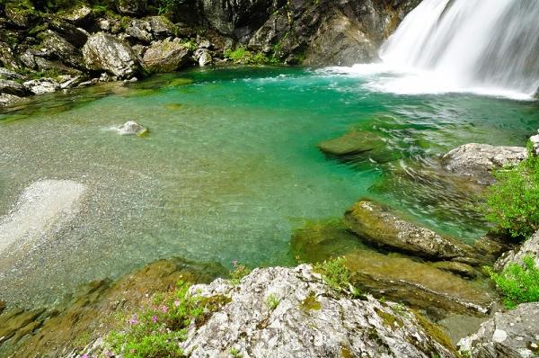 5アメガエリの滝16.04.23