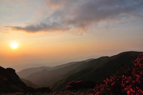 5笠取山16.05.22