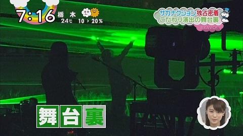 レーザー光線のしじま25