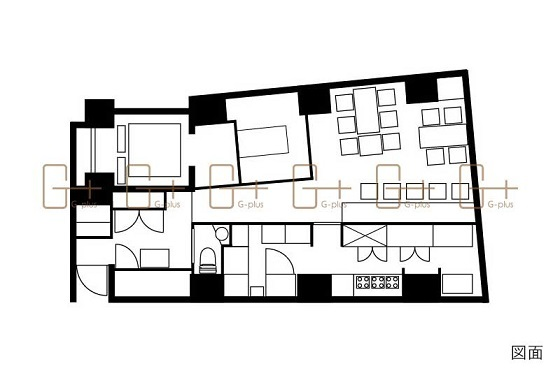 G1065-地下1階