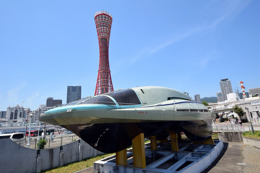 神戸海洋博物 (3)