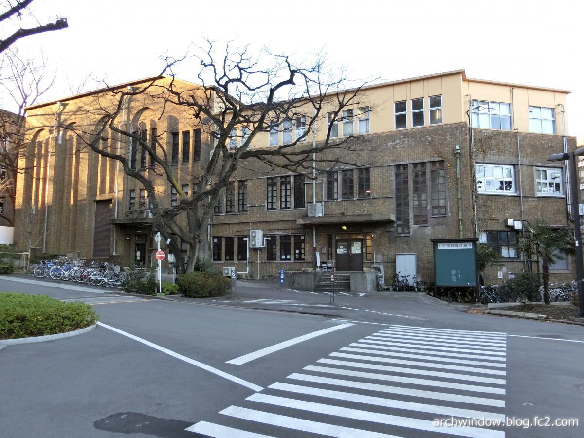 東京大学 工学部13号館2