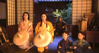 真田丸稲とこうと子供たち