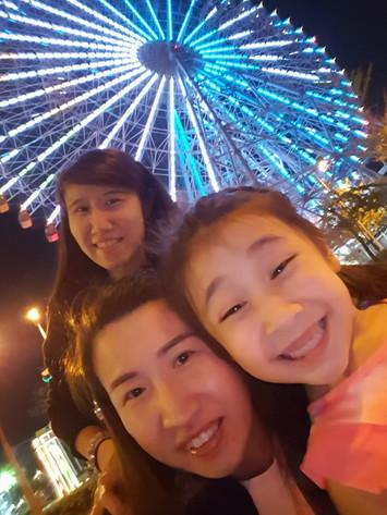 Tempozan Ferris Wheel (15)