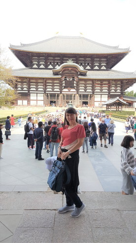 奈良 東大寺 ミルキー (7)