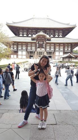 奈良 東大寺 ミルキー (6)