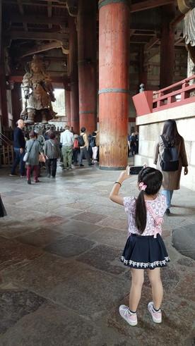 奈良 東大寺 ミルキー (9)
