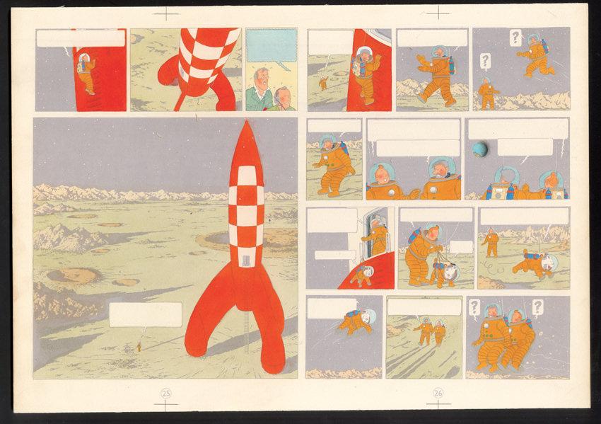 on-a-marche-sur-la-lune-1954-herge-687871711.jpg