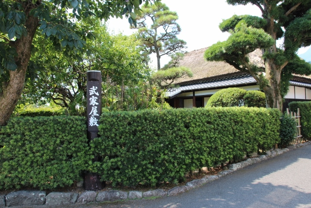 武家屋敷 (3)