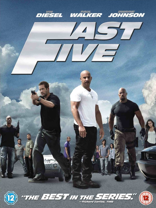 Nonton Film Fast Five / Fast & Furious 5 / Fast and ...