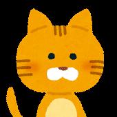 ネコ(表情
