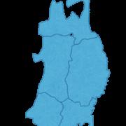 地図・東北