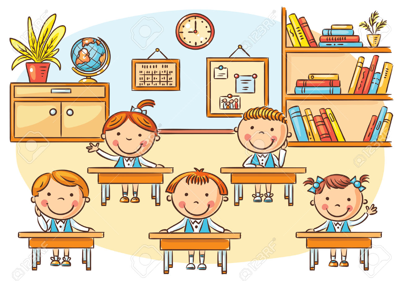 46694186-Little-cartoon-kids-in-the-classroom-at-the-lesson-no-gradients-Stock-Vector.jpg