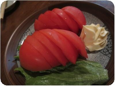 冷やしトマト