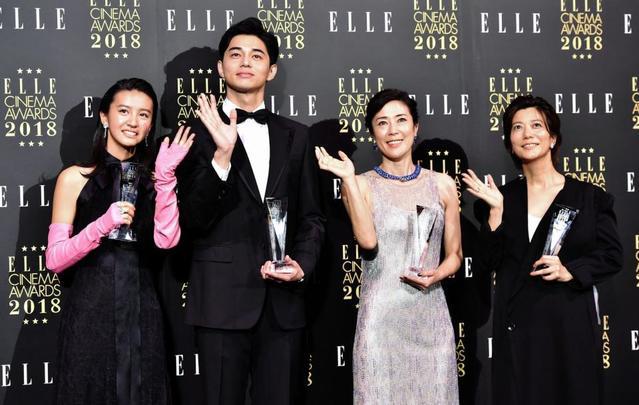 【むりやりで賞】Koki,がELLE映画賞受賞 映画未出演者で初「ライジングスター賞」★5