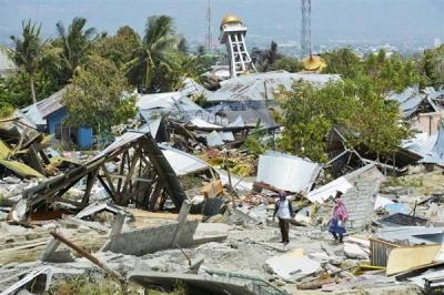 【衝撃!】恐ろしい!地震からの津波・・・