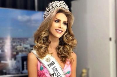 【スゴイ!】歴史上初!ミス・ユニバースにトランスジェンダーがスペイン代表!